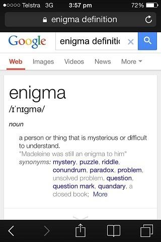 Leo the Enigma