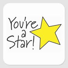 Do you want to be a star? You probably are…